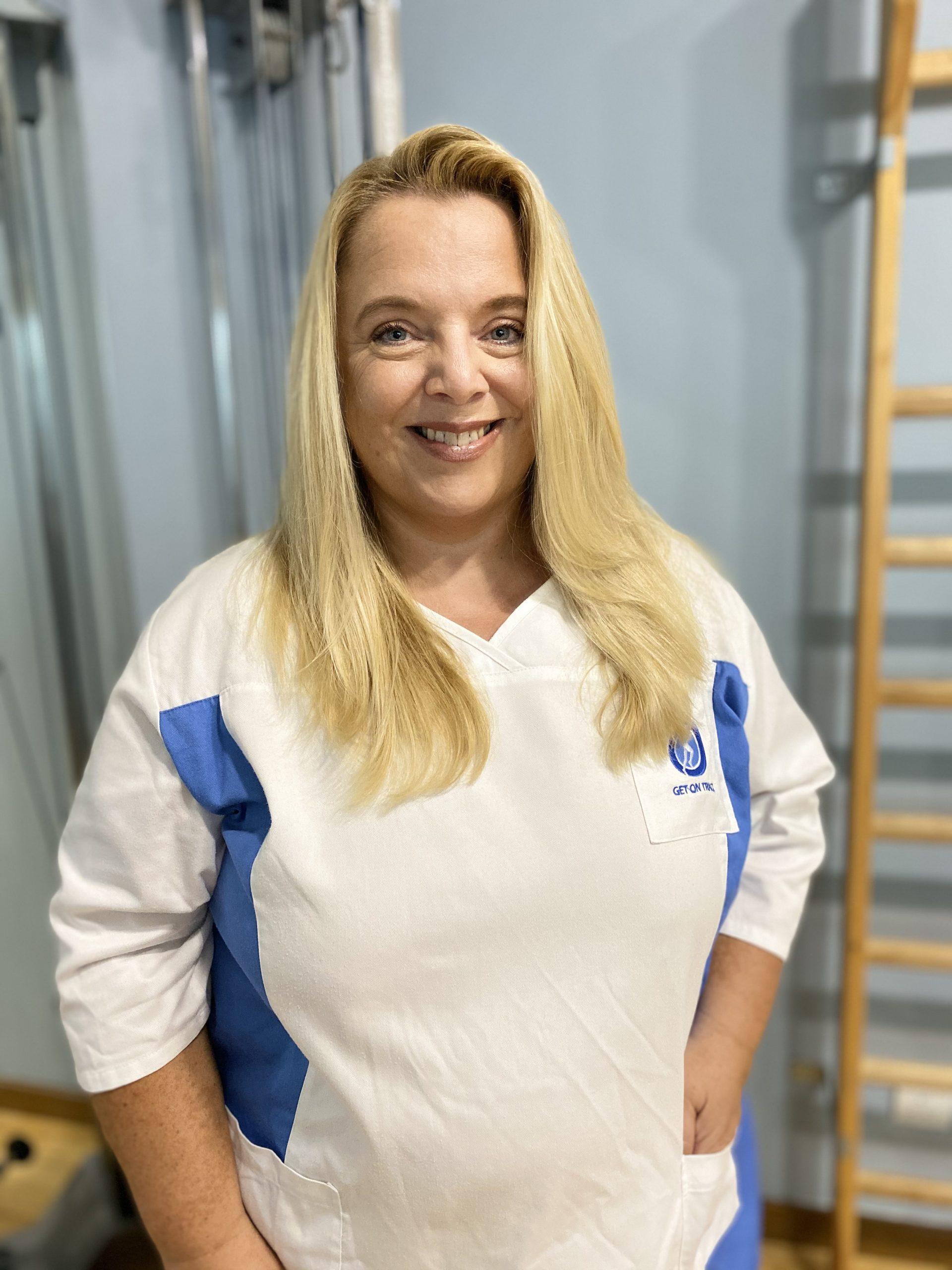 Daniela Fleckenstein-Mabrouk, MSc. MSK PT