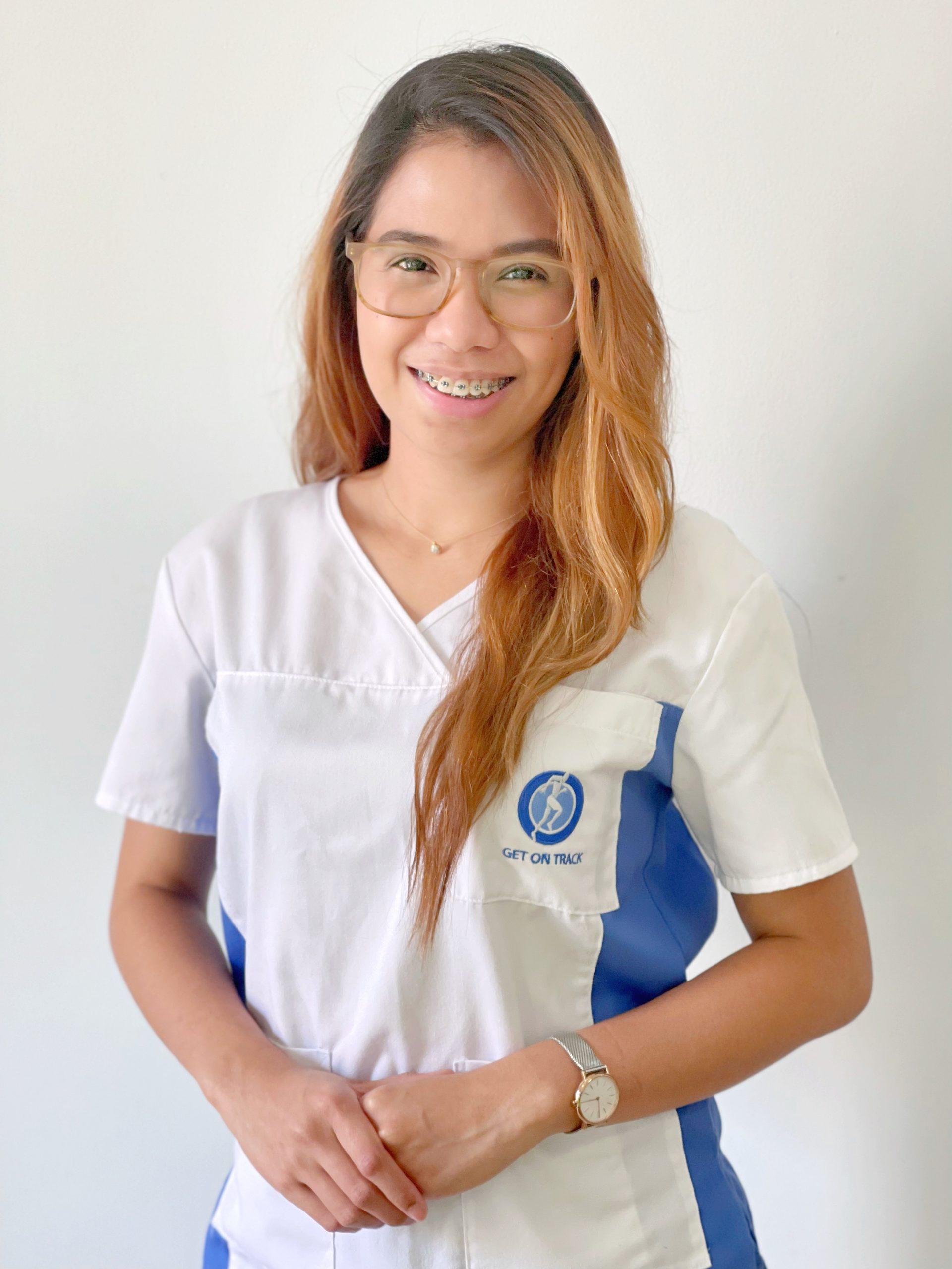 Vina Marie Curaraton, BSc PT